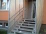schody a lávky